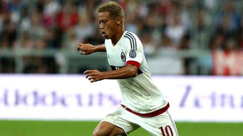 Keisuke Honda, AC Milan