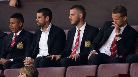 Aston Villa v Manchester United (NBCSN, 2:45 p.m. ET, Friday)