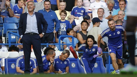Manchester City v Chelsea (NBCSN, 11 a.m. ET, Sunday)