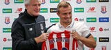 Xherdan Shaqiri forced to serve ban before making Stoke debut