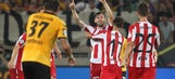 German third-division player scores sensational scorpion kick goal