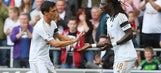 Swansea cruise past Newcastle; Leicester remain undefeated