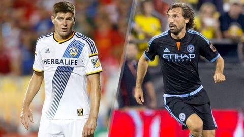 LA Galaxy vs. NYCFC (Sunday, 3 p.m., ESPN)