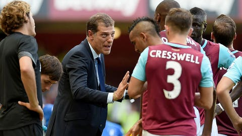 Have West Ham sacrificed too much for Slaven Bilic?