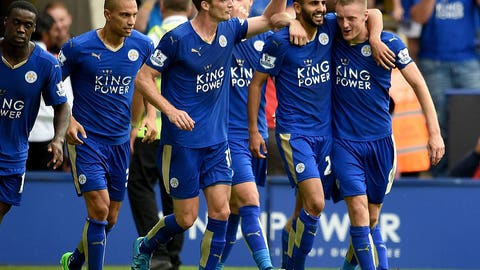 Leicester look like the real deal under Claudio Ranieri