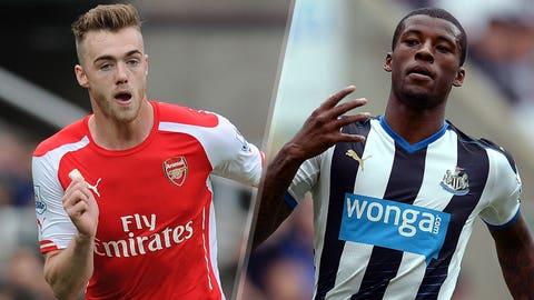 Saturday: Newcastle vs. Arsenal (7:45 a.m. ET)