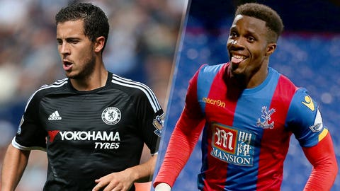 Saturday: Chelsea vs. Crystal Palace (10 a.m. ET)