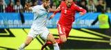 Watch Live: Switzerland hope to increase gap on Slovenia (FS2)