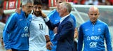France star Fekir faces long spell out after rupturing knee ligaments