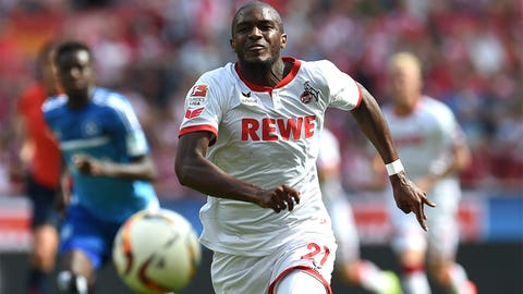 Anthony Modeste - 44 points
