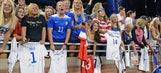USWNT friendly vs. Japan sells out in just 10 minutes