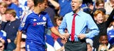 Wenger urges Dean, FA to review Costa actions in Chelsea loss