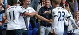 Tottenham battle back to destroy leaders Manchester City