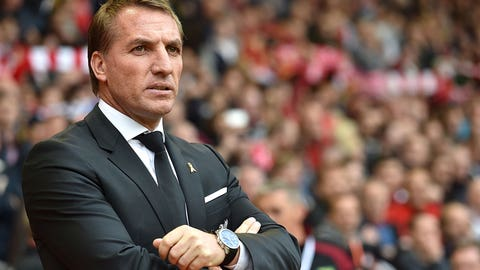 Brendan Rodgers packs his bags, out at Liverpool