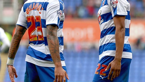 Danny Williams, Reading midfielder