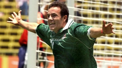 Aug. 1, 1999: Cuauhtémoc Blanco scores dramatic winner vs. USA