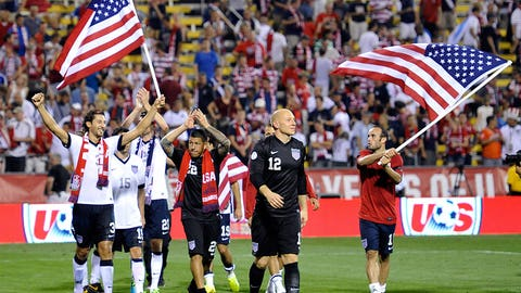 Sep 10, 2013: United States qualify for the 2014 World Cup