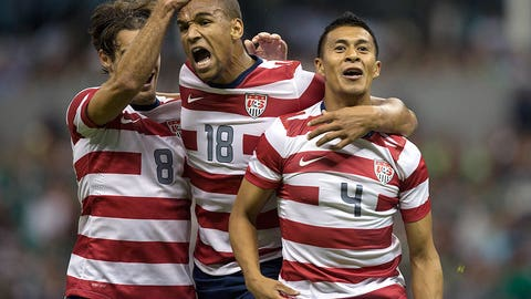 Aug. 15, 2012: USA earn historic victory on Mexico soil