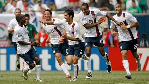 June 24, 2007: Yanks claim third Gold Cup title