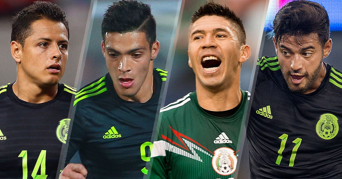 c760db8300a Who should Mexico start at forward against USA in CONCACAF Cup ...