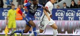 Ibrahimovic guides PSG past Bastia ahead of Real Madrid clash