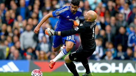 Aston Villa just the tonic for Chelsea