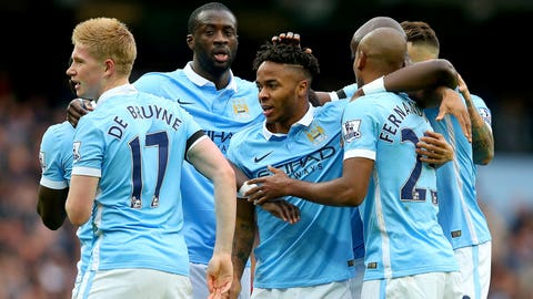 Manchester City show too much class vs. Bournemouth