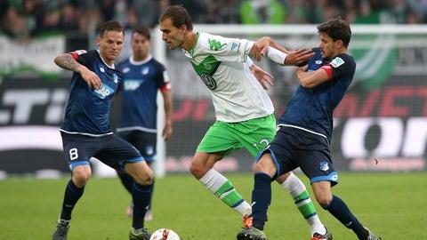 Jittery Hoffenheim in danger