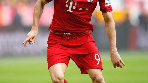 Bayern Munich vs. Koln (9:30 a.m. ET FS2/FOXSoccer2GO)