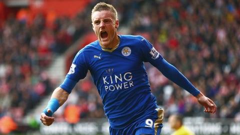 Jamie Vardy -- Leicester City