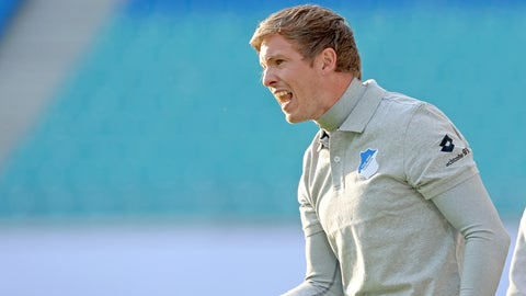 Julian Nagelsmann aims to keep rolling