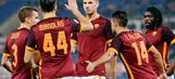 Roma reclaim Serie A summit; Sassuolo compound Juve's misery