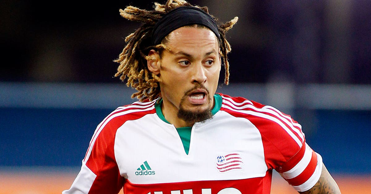 caf7a2b0fc1 Jermaine Jones sent off for Geiger incident in Revs  loss to D.C. ...
