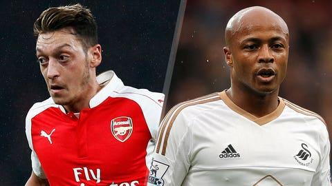 Premier League: Swansea vs. Arsenal (live, Saturday, 11 a.m. EST)