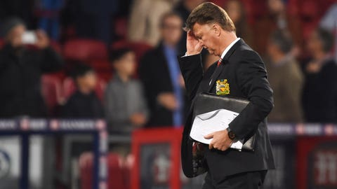 Another grim, grinding draw for United