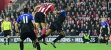 Davis, Pelle seal derby victory for Southampton over Bournemouth