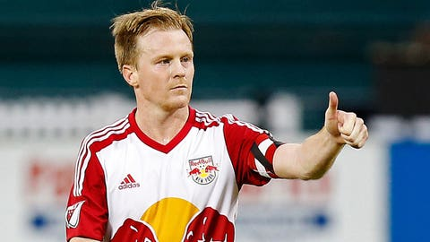 Dax McCarty: Up ↑