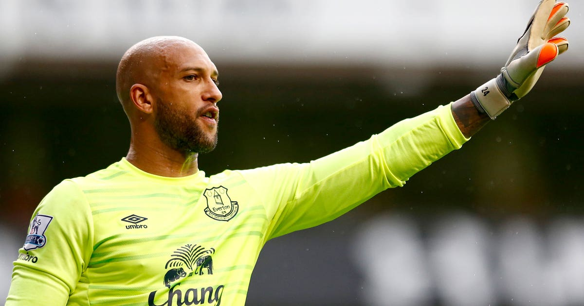 8fc0f561a Martinez confirms Tim Howard is second choice at Everton