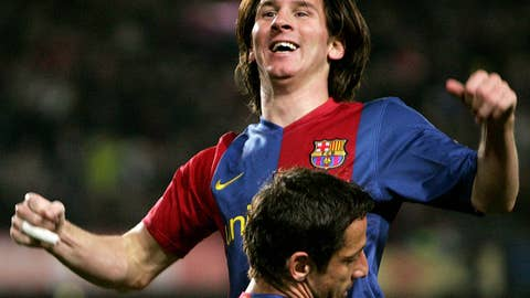 March 10, 2007 — Barcelona 3-3 Real Madrid | Lionel Messi's historic hat trick