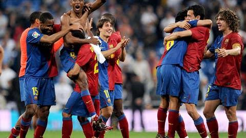 May 2, 2009 — Real Madrid 2-6 Barcelona | Barca claim historic win at the Bernabeu