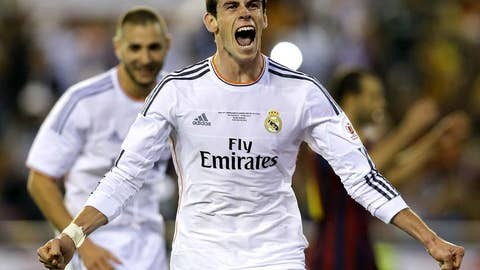 April 16, 2014 — Real Madrid 2-1 Barcelona | Bale carries Real Madrid to Copa del Rey title: