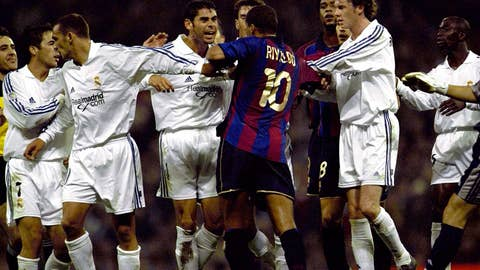 March 4, 2001 — Real Madrid 2-2 Barcelona | Raul and Rivaldo steal the spotlight