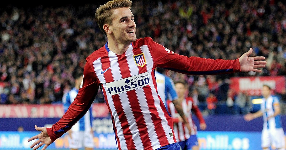 8d5a32a28db6 Antoine Griezmann wants to play in U.S. for David Beckham s team one day