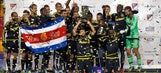 Columbus books MLS Cup place despite defeat at Red Bulls