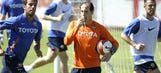 Voro put in charge of Valencia with Neville as assistant
