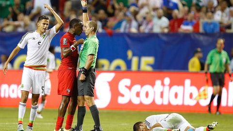July 22 -- Mexico beat Panama -- but was the game fixed?