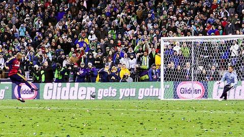 2009: Galaxy dynasty starts with penalty kick heartbreak against RSL