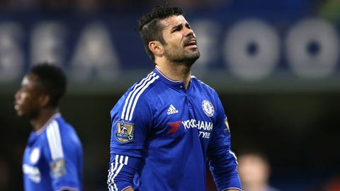 Chelsea stunned, again