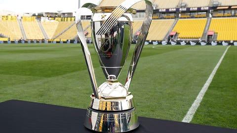 That MLS bling!