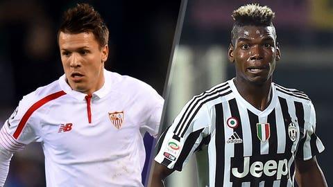 Sevilla v Juventus (live, Tuesday, FOXSoccer2GO, 2 p.m. ET)